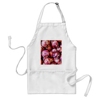 Red Onion Standard Apron