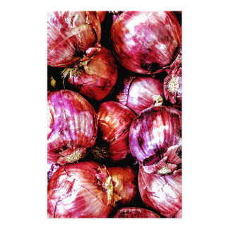 Red Onion Stationery
