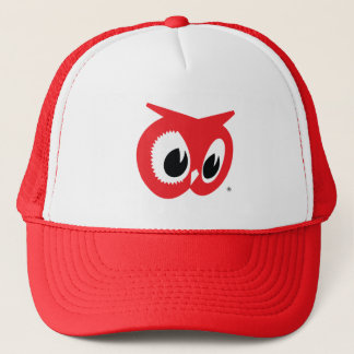 Red Owl Hat - Vintage Red Owl Grocery Trucker Hat