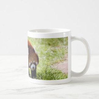 red-panda-049 coffee mug
