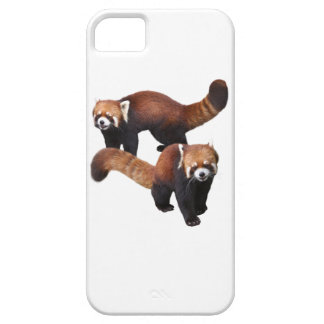 Red Panda Case For The iPhone 5
