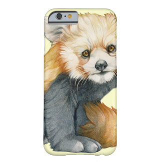 Red Panda Cub Barely There iPhone 6 Case