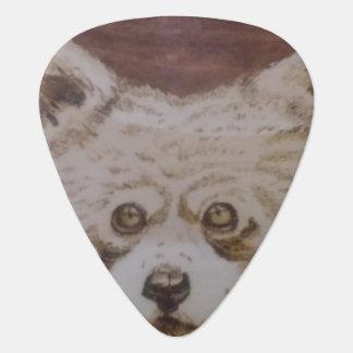 Red Panda Guitar Pick