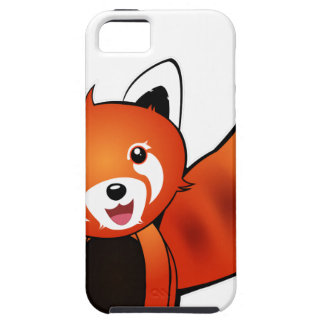 Red panda iPhone 5 covers