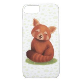 Red Panda iPhone 7 Case