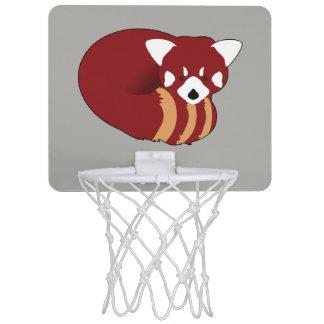 Red Panda Mini Basketball Hoop