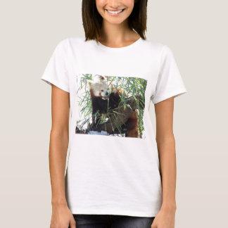 Red Panda Open Mouth T-Shirt