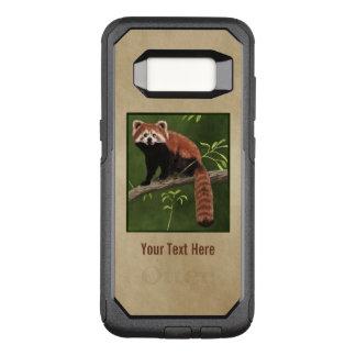 Red Panda OtterBox Commuter Samsung Galaxy S8 Case