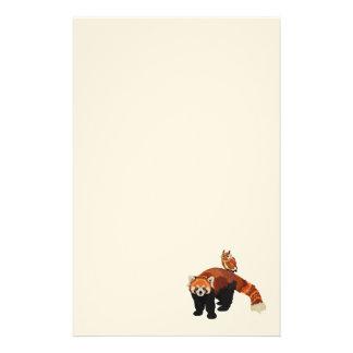 Red Panda & Owl Stationery