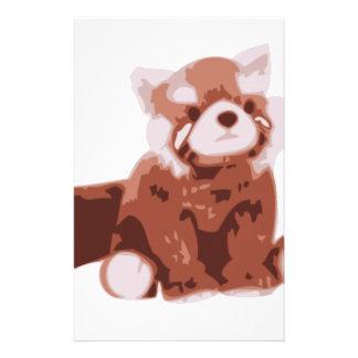 Red Panda Stationery