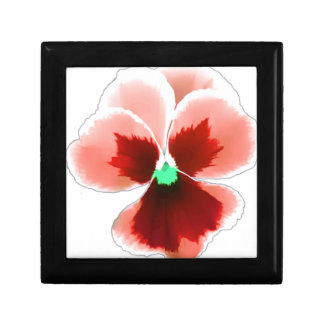 Red Pansy 201711b Gift Box