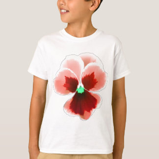 Red Pansy 201711b T-Shirt