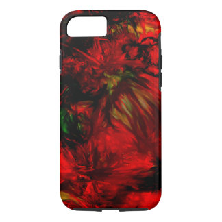 Red Passion iPhone 7 Case