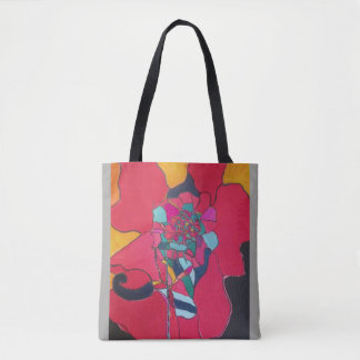 Red Passion Tote