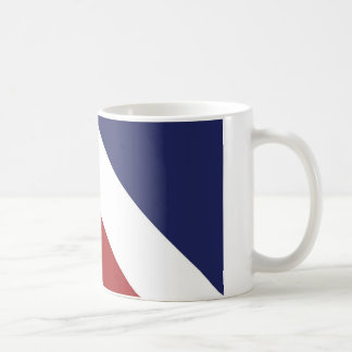 Red Peak Flag Coffee Mug