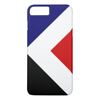 Red Peak New Zealand Flag design iPhone 8 Plus/7 Plus Case