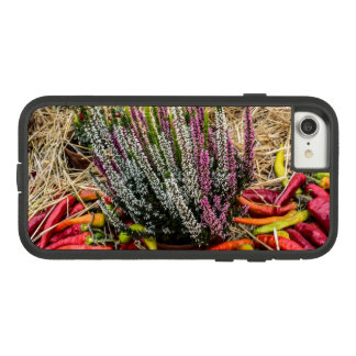 Red pepper and heather Case-Mate tough extreme iPhone 8/7 case