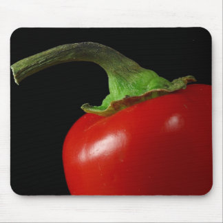 Red Pepper Mouse Pad