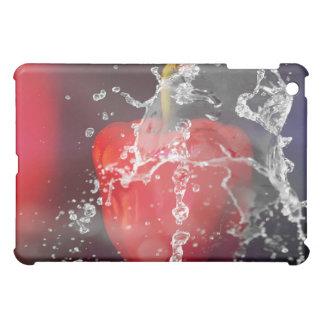 Red Pepper Splash iPad Mini Case