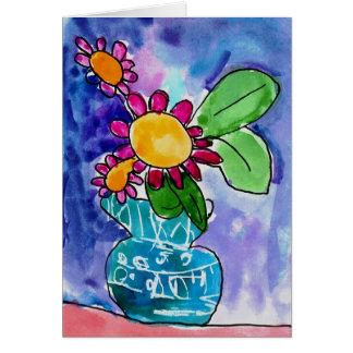Red Petal by Elyse Bobczynski, Age 5 Card