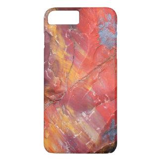 Red Petrified wood detail, Arizona iPhone 8 Plus/7 Plus Case