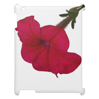 Red Petunia Cover For The iPad