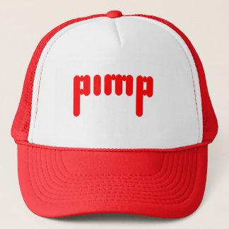 Red Pimp Hat