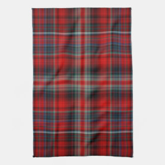 Red Plaid Kitchen Towel