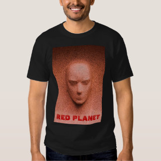Red Planet T-shirts