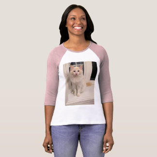 Red Point Ragdoll Cat - Sitting Pretty - Shirt