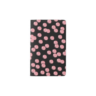 Red Polka Dots Pocket Notebook