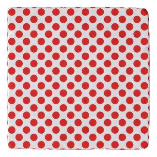 Red Polka Dots Trivet