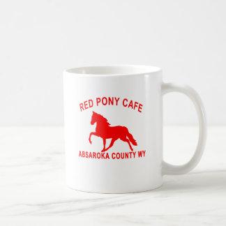 RED PONY CAFE.png Coffee Mug