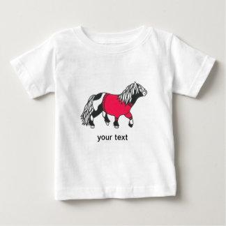 Red pony tee shirt