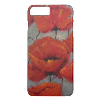 Red Poppies Case-Mate iPhone Case