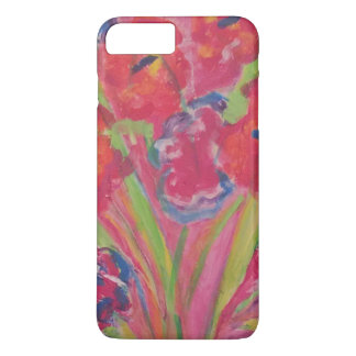 Red Poppies iPhone 7 Plus Case
