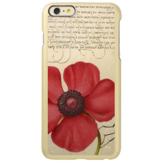 Red Poppy And The Bug