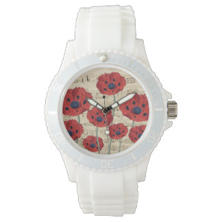 red poppy dream watch