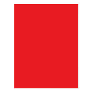 RED POSTCARD