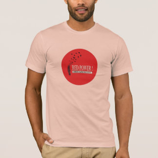 Red Power: First Americans T-Shirt