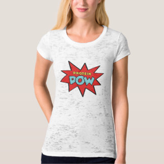 RED PROTEIN POW: on Vintage T T-Shirt