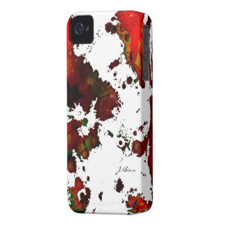 Red Psy 4GS iPhone 4 Case-Mate Case
