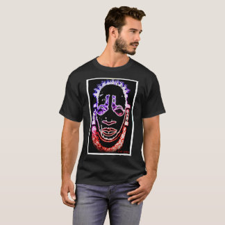 "red puppy ""Benin Mask"" T-Shirt"