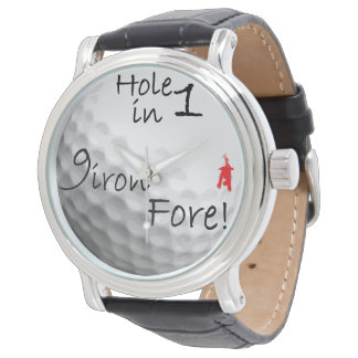 red puppy Golfer's Watch