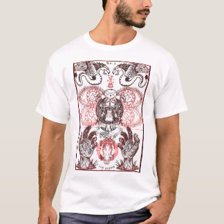 "red puppy ""Montage #1"" T-Shirt"