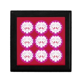 RED PURPLE ELEMENTS GIFT BOX