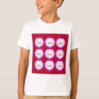 RED PURPLE ELEMENTS T-Shirt