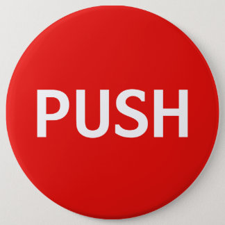 Red PUSH Button (Colossal Button)