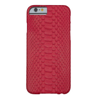 Red Python Barely There iPhone 6 Case
