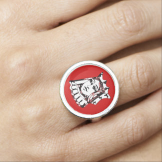 Red Queen Photo Rings